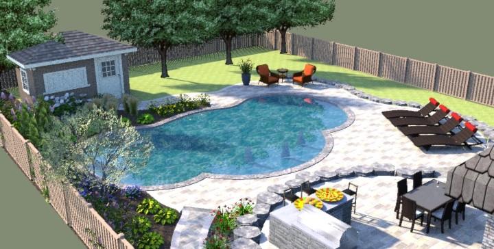Melanie rekola landscape design 3d landscape designs for 3d landscape design