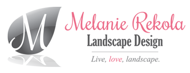 Melanie Rekola Landscape Design Logo